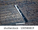 car park in port | Shutterstock . vector #130580819