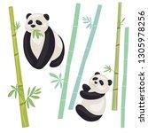 vector illustration details... | Shutterstock .eps vector #1305978256
