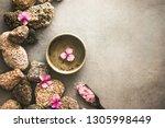 spa product   facial tonic.... | Shutterstock . vector #1305998449