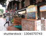 los angeles  ca   usa   2 5... | Shutterstock . vector #1306070743
