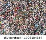 lviv  ukraine   october 7  2018 ...   Shutterstock . vector #1306104859