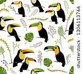 Seamless Decorative Pattern...