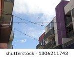 los angeles  ca   usa   2 5... | Shutterstock . vector #1306211743
