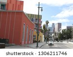 los angeles  ca   usa   2 5... | Shutterstock . vector #1306211746