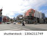 los angeles  ca   usa   2 5... | Shutterstock . vector #1306211749