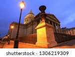 the pantheon is a secular... | Shutterstock . vector #1306219309