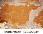 texture concrete wall in grunge ... | Shutterstock . vector #130622039