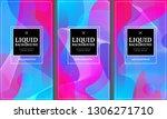 vector background design with... | Shutterstock .eps vector #1306271710