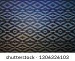 light blue vector texture with... | Shutterstock .eps vector #1306326103