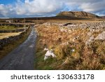 Постер, плакат: Pennine Way leading up
