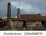 kali asin  semarang  a slump... | Shutterstock . vector #1306408870