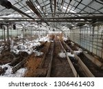 abandoned and neglected...   Shutterstock . vector #1306461403