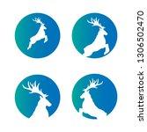 Deer Logo  Editable And...