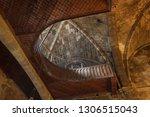 bellapais  cyprus   november 12 ... | Shutterstock . vector #1306515043