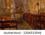 bellapais  cyprus   november 12 ... | Shutterstock . vector #1306515046