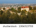 aerial view of the... | Shutterstock . vector #1306515703