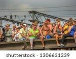 amsterdam  holland   august 4... | Shutterstock . vector #1306631239
