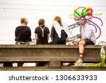 amsterdam  holland   august 4... | Shutterstock . vector #1306633933