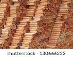 construction materials  ... | Shutterstock . vector #130666223