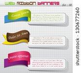 easy to edit vector...   Shutterstock .eps vector #130677260
