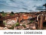 mariana  minas gerais   brazil  ... | Shutterstock . vector #1306810606