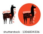 Vector Illustration Set With...