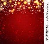 valentine's day. elegant...   Shutterstock . vector #1307096179