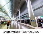singapore  may 15 2018   mass... | Shutterstock . vector #1307262229