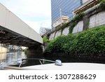 tokyo  japan. 2018 oct 24th....   Shutterstock . vector #1307288629