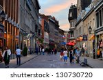 montreal  canada   sep 8  city... | Shutterstock . vector #130730720