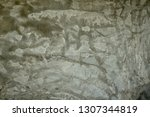 concrete wall texture and... | Shutterstock . vector #1307344819