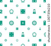 bet icons pattern seamless... | Shutterstock .eps vector #1307356210