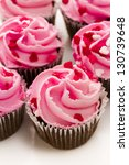 Pink Valentine's Day Cupcakes...