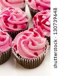 Pink Valentine's Day Cupcakes...