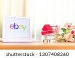 khonkean  thailand   february 8 ... | Shutterstock . vector #1307408260