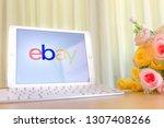 khonkean  thailand   february 8 ... | Shutterstock . vector #1307408266