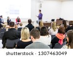 business and entrepreneurship... | Shutterstock . vector #1307463049