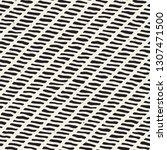 simple seamless ink geometric... | Shutterstock .eps vector #1307471500