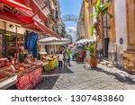 Palermo  Sicily  Italy  ...