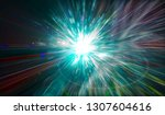 abstract background. explosion... | Shutterstock . vector #1307604616
