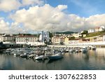 The Yacht Harbour Of Angra Do...