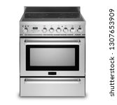 Freestanding electric range...