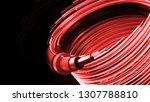 3d render technology background.... | Shutterstock . vector #1307788810