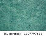 background of sea green huun... | Shutterstock . vector #1307797696