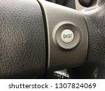 disp button car vehicle... | Shutterstock . vector #1307824069