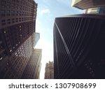 new york city | Shutterstock . vector #1307908699