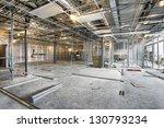 construction interior | Shutterstock . vector #130793234