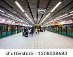 kaohsiung taiwan   may 9 2018   ...   Shutterstock . vector #1308038683