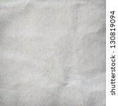 grunge canvas texture of... | Shutterstock . vector #130819094