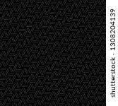 strokes pattern. linear... | Shutterstock .eps vector #1308204139